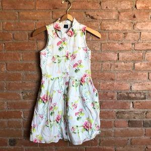 Gap Girls sleeveless dress